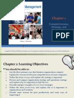 Competetiveness Strategy and Productivity by Mostafa