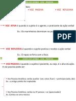 Gramática - Aula 08 - Vozes do Verbo.pdf