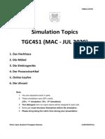 DIALOG SIMULASI TGC451 MAC-JUL 2020