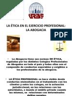 LA ETICA EN LA ABOGACIA 2015.pptx