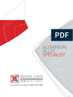 Pg.34 Soon Lian Aluminium alloy products