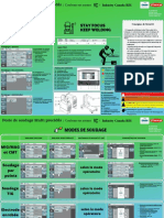 Poster-poste-multiprocédé