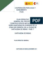 FONDO DE COOPERACIÒN PARA AGUA Y SANEAMIENTO