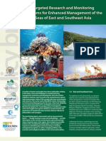 Targeted Research and Monitoring Programs for Enhanced Management of the Seas of East and Southeast Asia