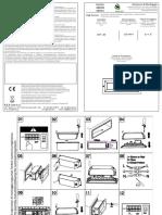 Istruzioni GES350-351