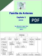 Familia de Antenas