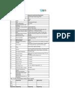 Technical Data Sheet of  48 inch CF