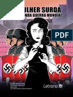 A mulher surda na segunda guerra mundial - Letraria