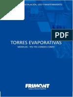 Manual de Torres Torres de Enfriamiento FRIMONT (1)