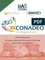 Libro de resúmenes XX Congreso Nacional de Estudiantes de Odontología.pdf