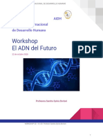 Workshop El Adn Del Futuro (2)