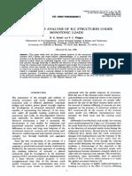 1997 - Filippou - Nonlinear FE analysis of C structures under monoton.pdf
