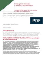 2017 - López - Inmunobiología del trasplante