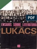 Narrar ou Descrever - G. Lukács (1)