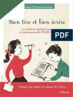 Bien lire et bien écrire _ la méthode alphabétique et plurisensorielle Fransya ( PDFDrive ).pdf