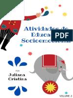 Cópia de E-book Atividades Socioemocionais 2