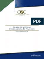 PLANIFICACIÓN OPERATIVA DE UNA AUDITORIA GUBERNAMENTAL COMBINADA CON SEGURIDAD RAZONABLE.