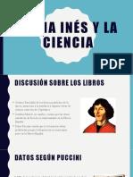 Juana  y La Ciencia