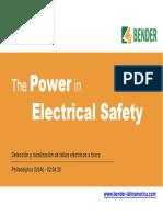 Deteccion y localizacion de fallos electricos a tierra_ 02.04