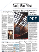 The Daily Tar Heel for February 4, 2011