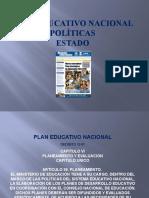 concejo nacional de educacion