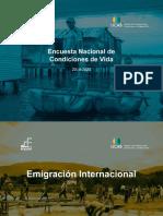 Migración Encovi 19-20