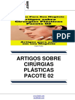 Artigos Sobre Cirurgias Plasticas Pac 02