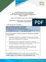 Guía de Actividades y Rúbrica de Evaluación Fase 3- Elaboración, Interpretación y Aplicabilidad de Protocolos en Tomografía Computarizada (1)