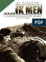Tank men- la historia humana de los tanques en la guerra