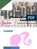 Update - Barbie Project