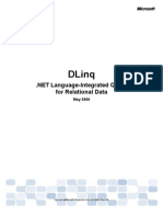 dlinq_overview_for_csharp_developers