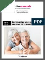 Manual AFC ufcd 3516 - Organizações de apoio familiar e à comunidade