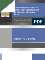 presentacion analitica