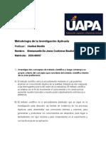 Metodología de la Investigación -practica 1