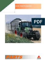 Fendt - Service Parts Guides