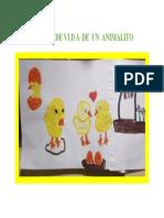CICLO  DE VI D A  DE  UN  ANIMALITO