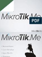 presentation router mikrotik