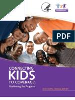 Children's Health Insurance Program Reauthorization Act (CHIPRA) 2010 Annual Report