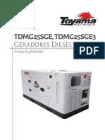 TDMG25SGE, TDMG25SGE3