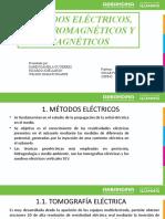MÉTODOS ELÉCTRICOS (1)