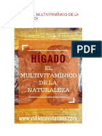 HÍGADO - EL MULTIVITAMÍNICO DE LA NATURALEZA