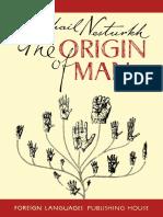 The Origin of Man (FLPH,1959).pdf