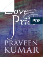 LOVE & PRIDE - Bouquet of English Poems
