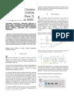 Informe de Laboratorio III (Parte 2 Practica 2) -