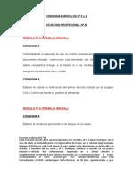 Consignas Modulos Nº 3 y 4