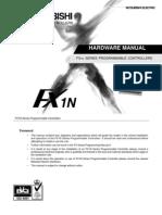 FX1N PLC Hw Manual