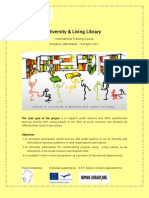 Diversity&Living Library - presentation