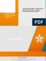 BASE DE DATOS DIAPOSITIVAS