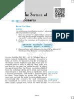 Sermon Of Beneras