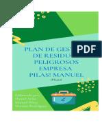Plan de gestión RP Plomo